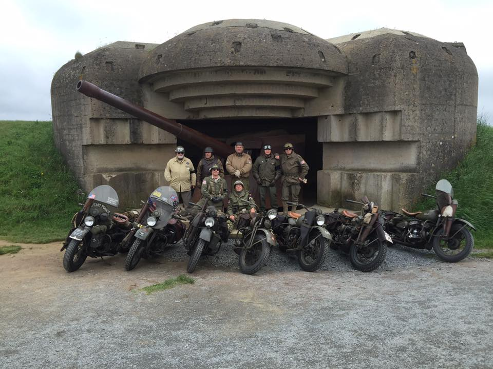 HD Club Normandy June 2016